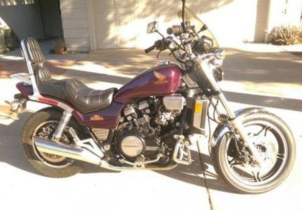 1983 Honda Magna 1100 For Sale 200551289