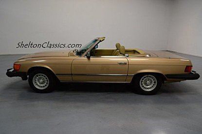 1983 mercedes-benz 380SL for sale 101017082