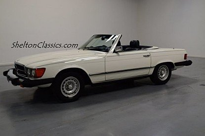 1983 mercedes-benz 380SL for sale 101031805