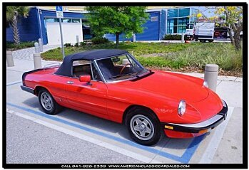 1984 Alfa Romeo Spider for sale 100766488