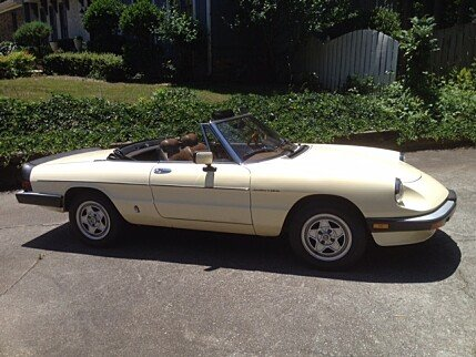 1984 Alfa Romeo Spider for sale 100767147