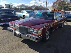 1984 Cadillac De Ville Coupe for sale 100833806