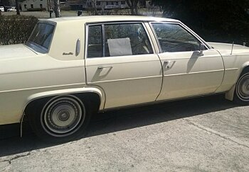 1984 Cadillac De Ville for sale 100794792