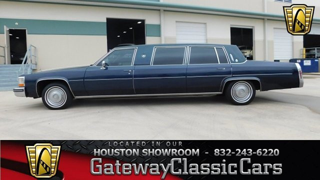 1984 Cadillac De Ville Sedan for sale 100820143