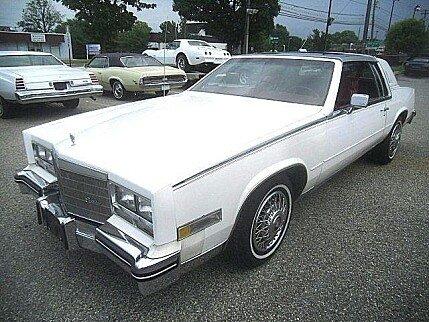 1984 Cadillac Eldorado for sale 100780385