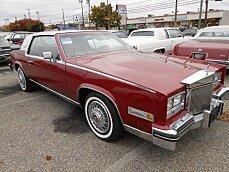 1984 Cadillac Eldorado for sale 100780436