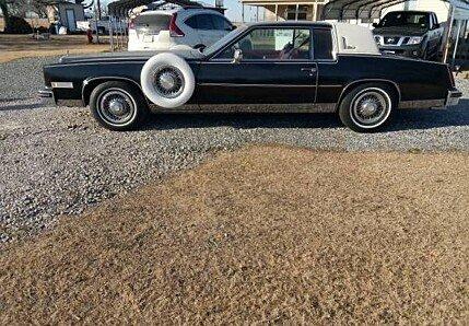 1984 Cadillac Eldorado for sale 100950777