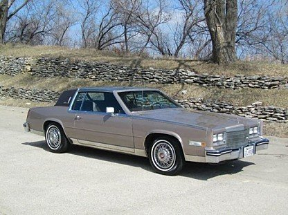 1984 Cadillac Eldorado Clics for Sale - Clics on Autotrader