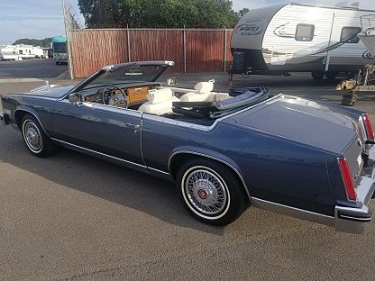 1984 Cadillac Eldorado Biarritz Convertible for sale 100980064