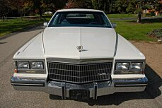 1984 Cadillac Fleetwood for sale 100866477