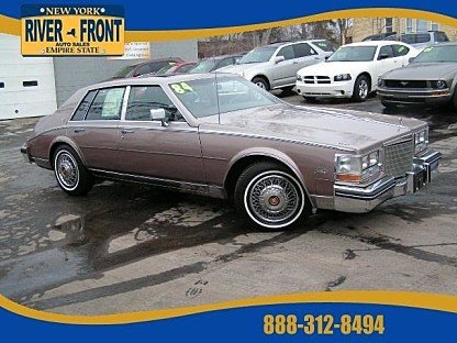 1984 Cadillac Seville for sale 100737170