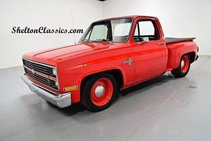 1984 Chevrolet C/K Truck 2WD Regular Cab 1500 for sale 100925772