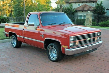 1984 Chevrolet C/K Truck for sale 100931849
