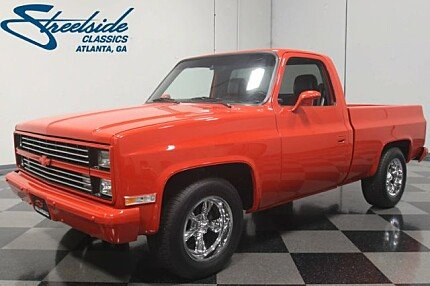 1984 Chevrolet C/K Truck 2WD Regular Cab 1500 for sale 100975604