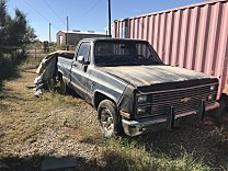 1984 Chevrolet C/K Trucks Scottsdale for sale 100929078