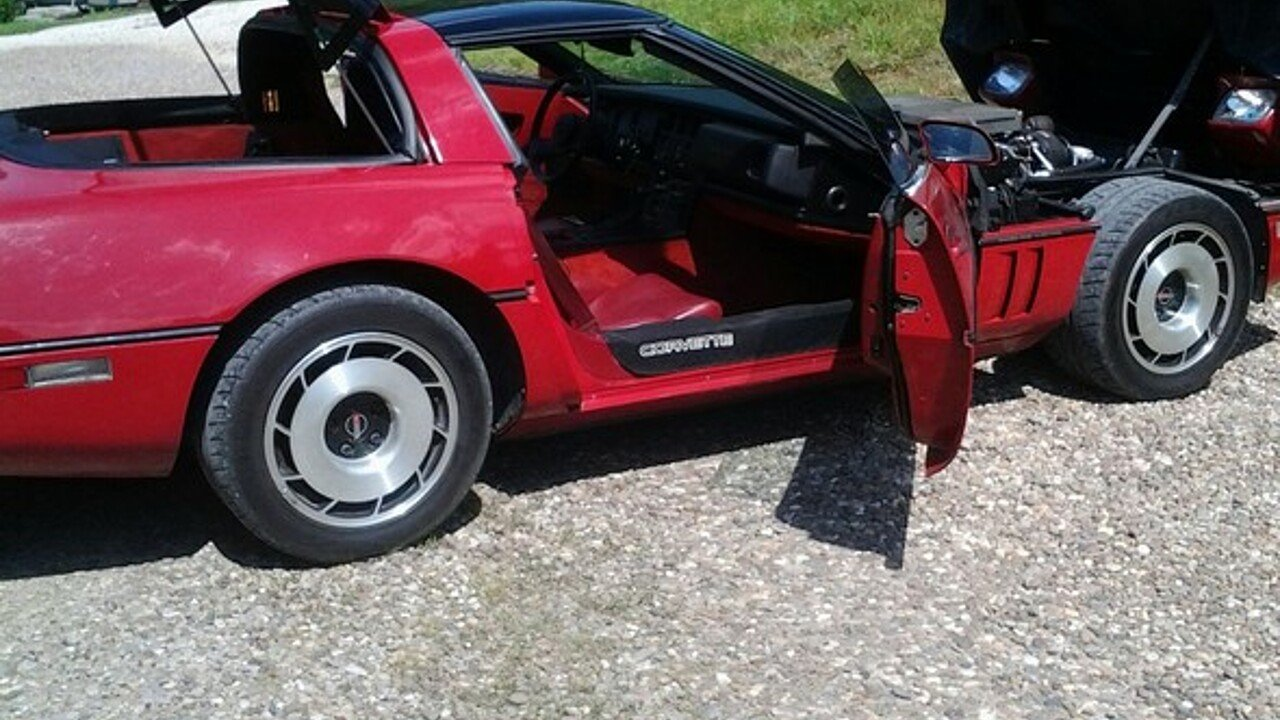 1984 Chevrolet Corvette for sale 100882959