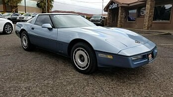 1984 Chevrolet Corvette Coupe for sale 100981368