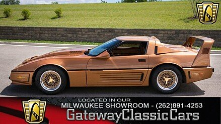 1984 Chevrolet Corvette Coupe for sale 100920067