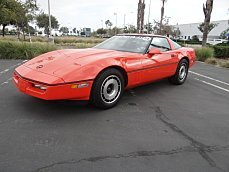 1984 Chevrolet Corvette Coupe for sale 100951472