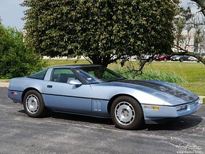 1984 Chevrolet Corvette Coupe for sale 100956365