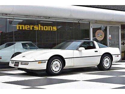 1984 Chevrolet Corvette Coupe for sale 100987403