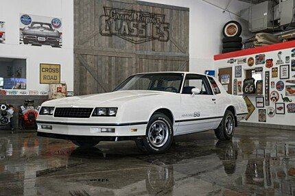 1984 Chevrolet Monte Carlo SS for sale 100890418