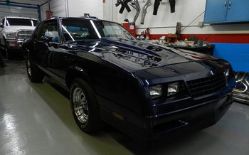 1984 Chevrolet Monte Carlo SS for sale 100980020