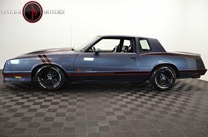 1984 Chevrolet Monte Carlo SS for sale 101052819