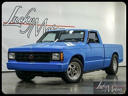 1984 Chevrolet S10 Pickup 2WD Regular Cab for sale 100757571