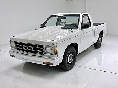 1984 Chevrolet S10 Pickup 2WD Regular Cab for sale 101038280