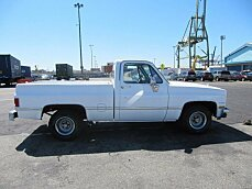 1984 Chevrolet Silverado and other C/K1500 for sale 100760776