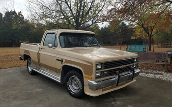 1984 Chevrolet Silverado and other C/K1500 2WD Regular Cab for sale 100835210