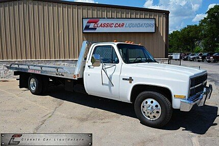 1984 Chevrolet Silverado and other C/K3500 2WD Regular Cab for sale 100893589