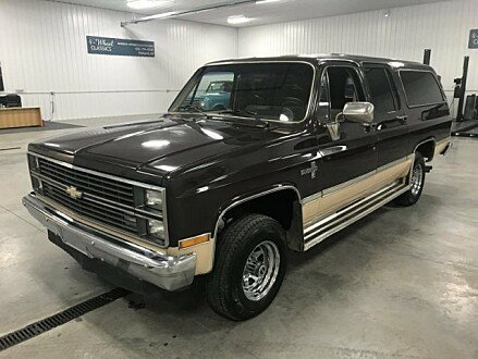 1984 Chevrolet Suburban 4WD for sale 100922167