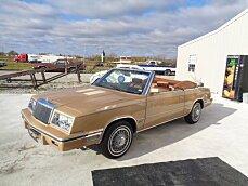 1984 Chrysler LeBaron for sale 101054380