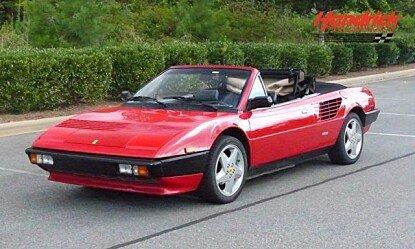 1984 Ferrari Mondial Cabriolet for sale 100831671