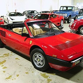 1984 Ferrari Mondial Cabriolet for sale 100849232