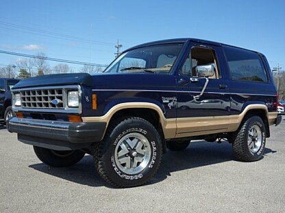 1984 Ford Bronco II 4WD for sale 100974668