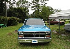 1984 Ford F150 2WD Regular Cab for sale 100882174