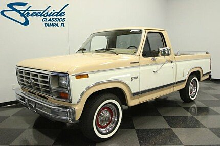 1984 Ford F150 for sale 100978347