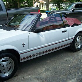 1984 Ford Mustang for sale 100768738