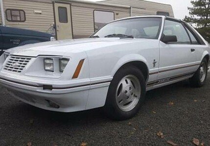 1984 Ford Mustang for sale 100817425