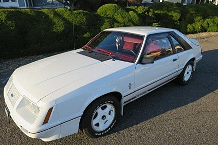 1984 Ford Mustang L Hatchback for sale 100924838