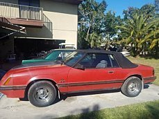 1984 Ford Mustang for sale 100951619