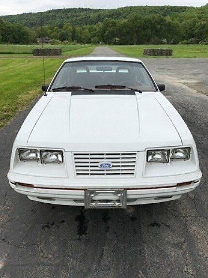 1984 Ford Mustang L Hatchback for sale 101042457