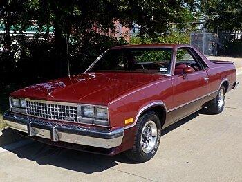 1984 GMC Caballero for sale 100785946