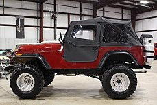 1984 Jeep CJ 7 for sale 100855282