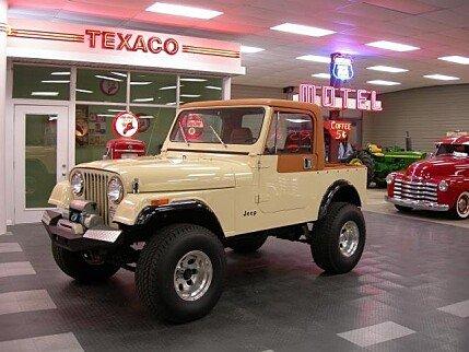 1984 Jeep CJ 7 for sale 100914529
