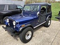 1984 Jeep CJ 7 for sale 100982408
