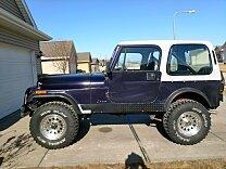 1984 Jeep CJ 7 for sale 100985729